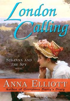 London Calling (Susanna and the Spy Book 2) by Anna Elliott, http://www.amazon.ca/dp/B007BTR4I4/ref=cm_sw_r_pi_dp_ApTuub0ZHGHJM
