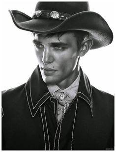 Revista: #AugustManMalaysia Editorial: Midnight Cowboy Modelo: #SebastianSauve #JulesReynal #GuillaumeBabouin Fotógrafo: #Anthony Meyer