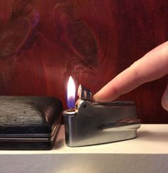 Working Ronson Varaflame Lighter in Original Box by TheLeafery, $70.00