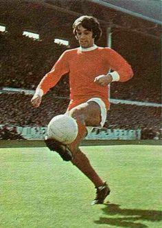 George Best of Man Utd in 1967.