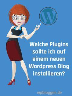 Welche Plugins soll ich auf einer neuen WordPress Site installieren? Und warum