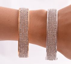 Glam On Clasp Bracelet