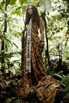 Aja - African Goddess of the Forest ❣