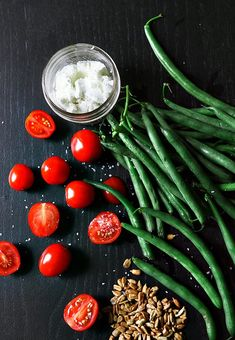 Recipe: Summer Green Bean Salad