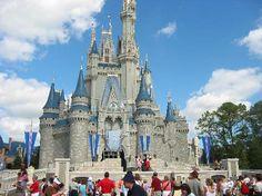 Disney Magic Kingdom! Queria muito voltar lá!