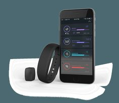 The first wearable platform that gives a truly holistic image of your health. From general wellness to disease detection.