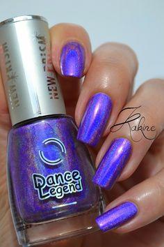 Cosmic Rainbow | DANCE LEGEND | shop: praline-et-companie.fr | photo credit: #kakinenailart