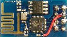 ESP8266 Wifi module GPIO16 deep sleep