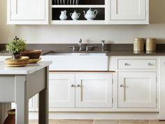 Cozinhas com escorredores de louça de parede. Martin Moore, cozinha na Inglaterra   Remodelista.
