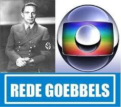 Resultado de imagem para rede goebbels