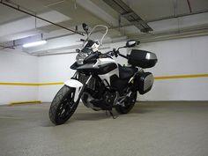 Honda NC750X DCT - 2015