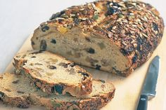 Kick off National Diabetes Week with a gorgeous loaf of Sunflower, date & walnut whole-wheat bread!