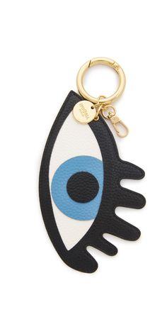 Iphoria Eye See You Bag Charm | SHOPBOP