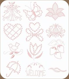 candlewicking quilt patterns | Machine Embroidery Designs :: Affordable :: Great Quality ...