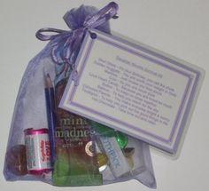 Handmade DAUGHTER Birthday Novelty Survival Kit Gift