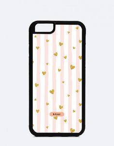 Manhattan-gold-and-pink Manhattan, Pink, Office Supplies, Phone Cases, Gold, Mobile Cases, Phone Case, Stationery, Pink Hair