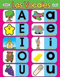 Las Letras Archives - Page 7 of 8 - Actividades infantil Preschool Spanish, Spanish Classroom, Preschool Lessons, Teaching Spanish, Lessons For Kids, Learning Activities, Teaching Kids, Activities For Kids, Flashcards For Kids