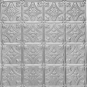 0604 Aluminum Ceiling Tile - Princess Victoria - Mill Finish