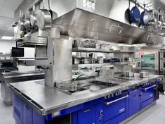 Resultado de imagen de smart industrial kitchen