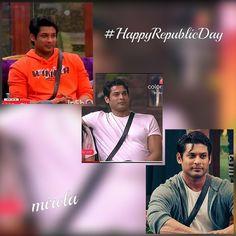 Republic Day, Tv Actors, Baseball Cards, Happy, Sports, Hs Sports, Ser Feliz, Sport, Being Happy