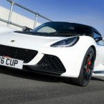 2016 Lotus Exige V6 Cup Model