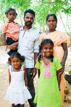 This family was once in slavery in India but are now free to flourish. International Justice Mission, Social Entrepreneurship, Human Trafficking, S Word, My Heart Is Breaking, Vulnerability, Freedom, Bring It On, India