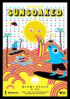 Kaskade presents Sunsoaked Miami at 1 Hotel South Beach on Mar 22, https://www.tixr.com/amp/hdzwd/7883