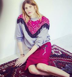 veronika heilbrunner and justin o'shea Fashion love Gerrman style Cool…