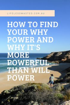 Getting clear on your why power and employing it will help you get to the next level. In this post we talk about how to find your why power and why it is way more powerful than will power alone. Find Your Why, The Next, Your Life, Personal Development, The Secret, Finding Yourself, Positivity, Change, Career