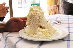 Meringue Dessert, Paris