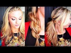 HOW TO: 3 Twist Braid Hairstyles