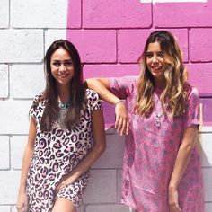 Look del Día // Pink Autumn  Fotos: @passionatefashionista y @petramartirena Modelos: @felimiranda y @micaelar_ Estilismo: @macaaxelrud y @petramartirena Pelo y makeup: @candegrondonamakeup @makeitup_ok