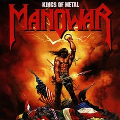 Manowar - Kings of Metal [1988]