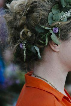 Beautiful eclectic Australian wedding by Damien Milan // www.onefabday.com