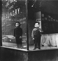 Vintage   Tumblr Ideal Laundry (1946) Arthur Leipzig