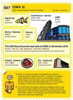 Korea's first Bitcoin ATM installed in Seoul's COEX. Chad Meyer and Moon-Jung Kim EasytoLearnKorean.com An Illustrated Guide to Korean