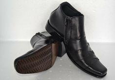 Sepatu KUlit Asli model Boots
