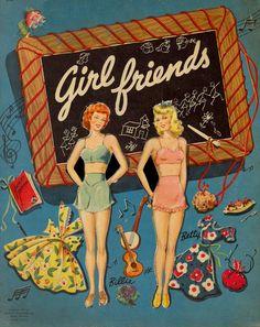 Girlfriends 1944 Whitman - Bobe Green - Picasa Albums Web