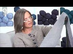 Lavora a maglia con Emma Fassio - QVC Italia - sciarpa