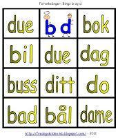 FredagsKilden: NORSK - Undervisningsmateriell 1-17 Barn Crafts, Bingo, Kindergarten, Classroom, Education, Comic, Class Room, Kindergartens, Onderwijs