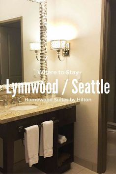 Where to Stay in Seattle? Homewood Suites By Hilton Lynnwood Seattle, Washington USA