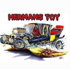 Herman's Toy