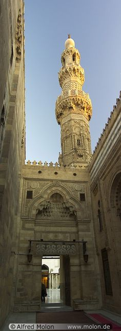 Al Azhar #mosque in #Cairo #Egypt
