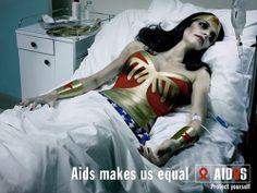 HIV aids ad