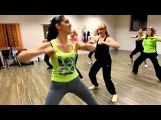 Zumba Dance Workout For Beginners Step By Step With Music Zumba Dance New - YouTube