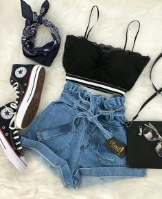 teenager outfits for school ; teenager outfits for school cute ; Teen Fashion Outfits, Mode Outfits, Cute Fashion, Outfits For Teens, Girl Outfits, Teens Clothes, Cool Clothes, Fashion Ideas, Teen Fashion Style