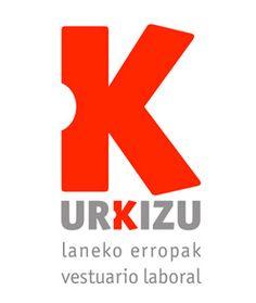 Diseño de logo para Urkizu, vestuario laboral.