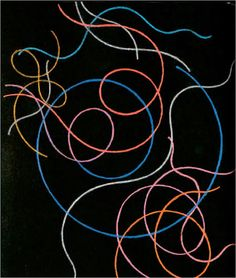 Image result for sophie taeuber arp moving lines