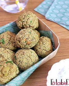 Falafels aux olives vertes pour 4 personnes - Recettes Elle à Table