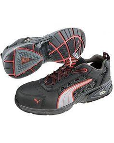 Axchetez 63217 De Cuir 46 Sécurité Sur Chaussures Puma